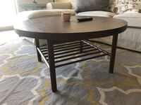 Brown Coffee Table Miami, 33130