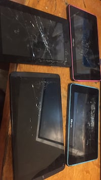 Tablets 2 kurio 1 sheild 1 acer plus another acer not shown  London, N6A 3A7
