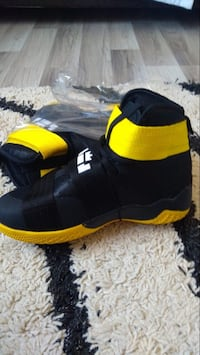 LeBron James Orjinal Soldier 10  Sfg 8734 km