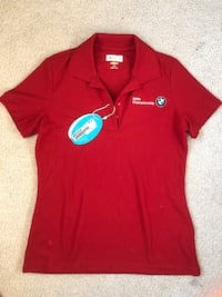 Play Dry Material Polo Shirt With BMW Logo West Covina, 91792