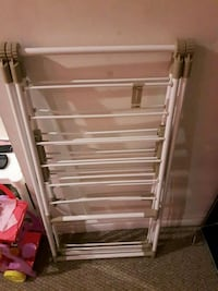 gray metal clothes drying rack Markham, L3S 1H8