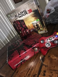 Limited Edition Gears of War 3 xbox 360  Columbus, 43223