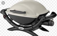 Webber Awesome portable gas bbq! With stand that is on wheels! Moving or would keep this one as it works like a charm every time! Great for condo or travel! Mark Toronto, M9C 1Y6