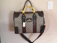GUCCI DUFFLE BAG SUPPREME  leather high quality  Las Vegas, 89109