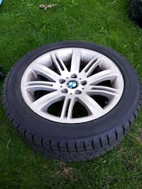 Bmw 6 series winter wheels Richmond Hill, L4C 2T8
