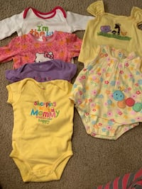 Baby cloths  size 3 months like new!! Santa Rosa, 95405