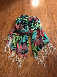 Lilly Pulitzer Murfee Cashmere Scarf Arlington, 22204