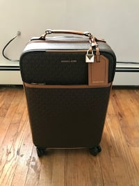 Michael Kors Travel Suitcase (Brown)  Roosevelt, 11575