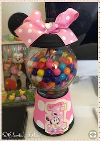 Minnie Mouse Gumball Machine Riverside, 92503