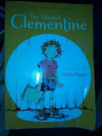 The Talented Clementine book