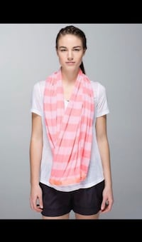 Lululemon vinyasa scarf ~ as new Surrey, V4N 6A2