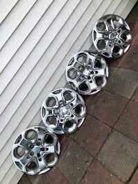 Ford Fusion Chrome Wheel Covers Hubcaps Rims Wheels Hub Caps Dearborn Heights, 48125