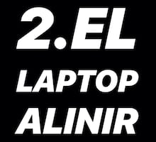 2. EL LAPTOP ALİNİR