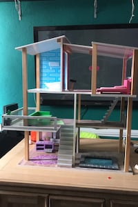 Doll house price is negotiable