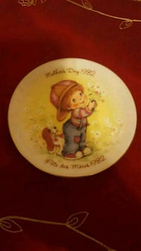 Vintage Avon 1982 Mothers day collectible plate Niagara Falls, L2H 2X8