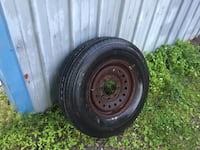 2011 up spare tire for Chevy/GMC  [TL_HIDDEN]  75 16 Blossvale, 13308