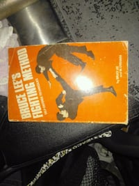 Bruce lee unstructional textbook Las Vegas, 89122