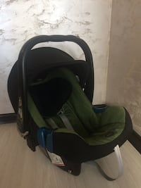 Автолюлька tomer baby-safe plus II 0+ Москва, 111531