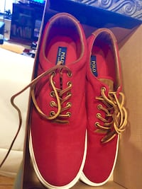 Polo Red Size 12 US