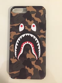 Bape, deksel til iPhone 7/8 plus Tårnåsen, 1413