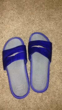 Blue Slides Size 8 in Mens Hagerstown, 21740