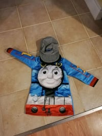 Thomas the Train costume Châteauguay
