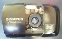 Olympus mju panorama 35mm film camera Woodstock, 22664