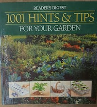 1001 Hints & Tips for your Garden Austin, 78753