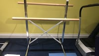 Freestanding Wood Ballet Barrre exercise or dance Whitchurch-Stouffville, L4A 1M5