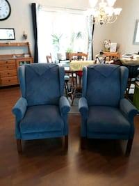 Reclining wing back chairs Innisfil, L9S 3T9