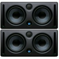 "PreSonus Eris E44 Dual 4.5"" Powered Studio Monitor Antalya"