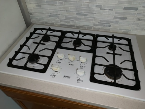 Used 36 Kenmore Elite Gas Cooktop For In Sanfrancisco