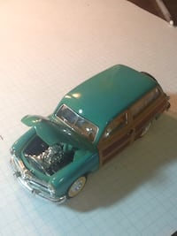 1949 Ford Woody Wagon, two door. 1/38 scale.  Springdale, 72762