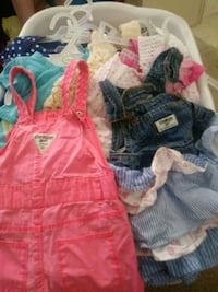 2 oshkosh 18 mnth overalls read please Knoxville, 37918