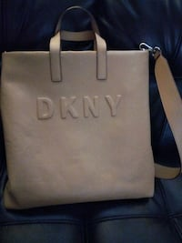 a DKNY large bag with handle straps and over the s Pawtucket, 02861