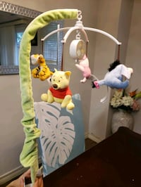 Baby Musical Crib Attachment with Toys Toronto, M1W 2H8