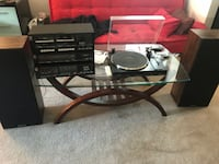 Vintage Sanyo Component Stereo System St Albert