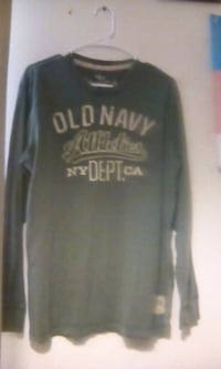 Large green old navy long sleeved shirt Colorado Springs, 80923