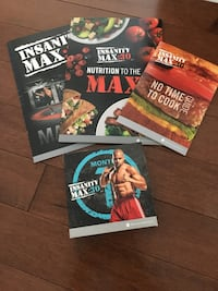 Insanity max 30 workout program  Vaughan, L6A 2N2