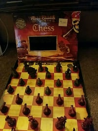 Pirates of the Caribbean Chess Game Upland, 91786