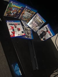 assorted Sony PS4 game cases Upper Marlboro, 20772
