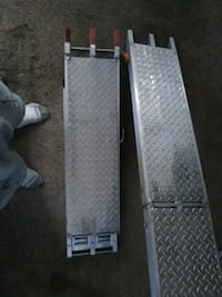 Motorcycle ramps Edmond