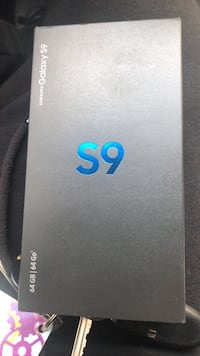 Selling 2 Samsung grey S9 64gb brand new in the box Toronto, M9W 6K5