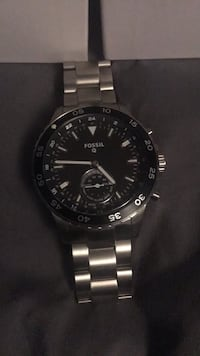 BRAND NEW IN BOX Fossil Q Crew master smartwatch. Never worn. Priced at 235.00  Will sell for 160.00 Winnipeg, R2R 2L8