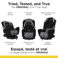 Safety 1st Alpha Omega 3-in-1 Car Seat