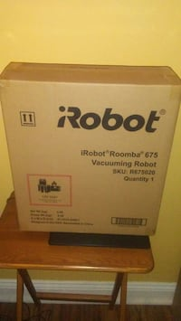 Irobot Roomba 675 Series Rock Hill