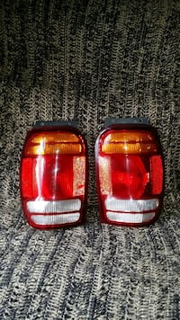 Ford Explorer Rear Taillights  Amsterdam, 12010