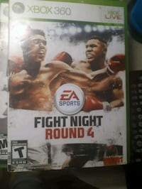 Fight night round 4 xbox 360 Medicine Hat, T1B 1R5