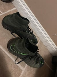 Soccer shoes, 180OBO bought them for 430. Size 9 US Calgary, T3K 1Y1