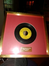 ELVIS ORIGINAL SUN RECORD.MATTED,FRAMED AND READY TO HANG Greenville, 29605